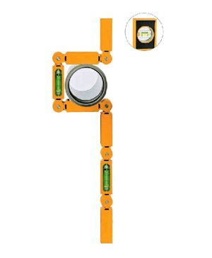 Flexxi-Snake Pro Spirit Level 700mm Flexible Spirit Levels