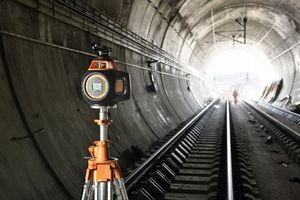 how to use a dual grade laser level