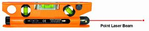 Geo LinePointer Laser Level Point & Line Lasers