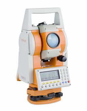 Geo Electronic Total Station Electronic Total Station