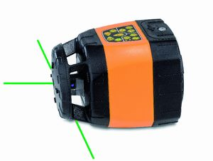 Geo Rotary Laser Level 700 Green Rotary Lasers