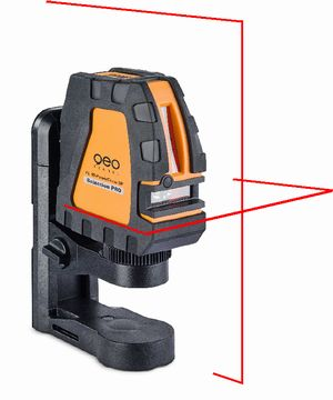 Geo CrossLiner 2 Laser Level SuperPower -  Promotion Cross & Multi Line Lasers