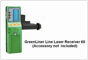 Spot-On GreenLiner 3 Laser Level Cross & Multi Line Lasers