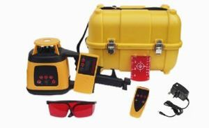 Spot-On Rotary Laser Level 300 Red Rotary Lasers