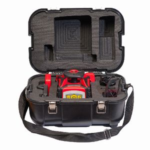 Spot-On Rotary Laser Level 200 Builder's Set No 2 - Promotion Rotary Lasers