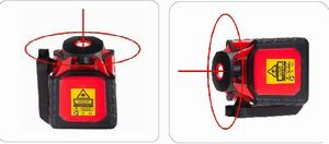 Spot-On Rotary Laser Level 200 Builder's Set No 1 - Promotion Rotary Lasers