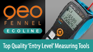 Geo Fennel Ecoline Entry Level Measuring Tools