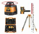 Geo Rotary Laser Level 600 Groundworks Set - Promotion : Rotary Lasers