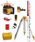 Spot-On Rotary Laser Level 300 On-Site Set - Promotion : Rotary Lasers