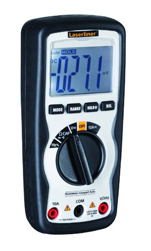 MultiMeter Compact Electrical Test Meters