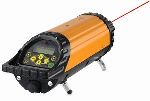 Geo Pipe Laser Level 200 Red Pipe Laser