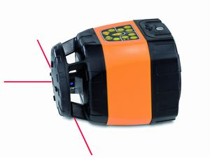 Geo Rotary Laser Level 700 Red Rotary Lasers