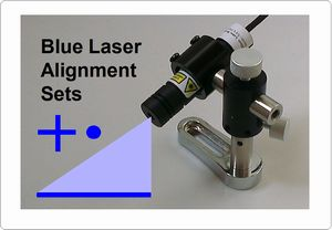 Spot-On Blue Laser Alignment Sets (Line, Cross or Spot) Alignment Lasers