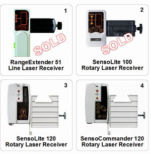 Laser Receivers - Clearance Laser Receivers