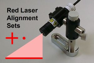 Spot-On Laser Alignment Sets Point & Line Lasers