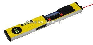 Spot-On Digital Laser Level 400mm 0.05° Magnetic w/backlight Digital Laser Levels