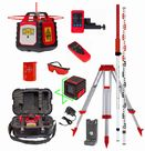 Spot-On Rotary Laser Level 300 Ext HVP Builders' Sets - Promotion : Rotary Lasers