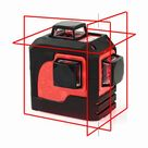 Spot-On RedLiner 3D 360 Multi Line Laser Level Set : Cross & Multi Line Lasers