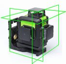 Spot-On GreenLiner 3D 360 Multi Line Green Laser Level Set : Cross & Multi Line Lasers
